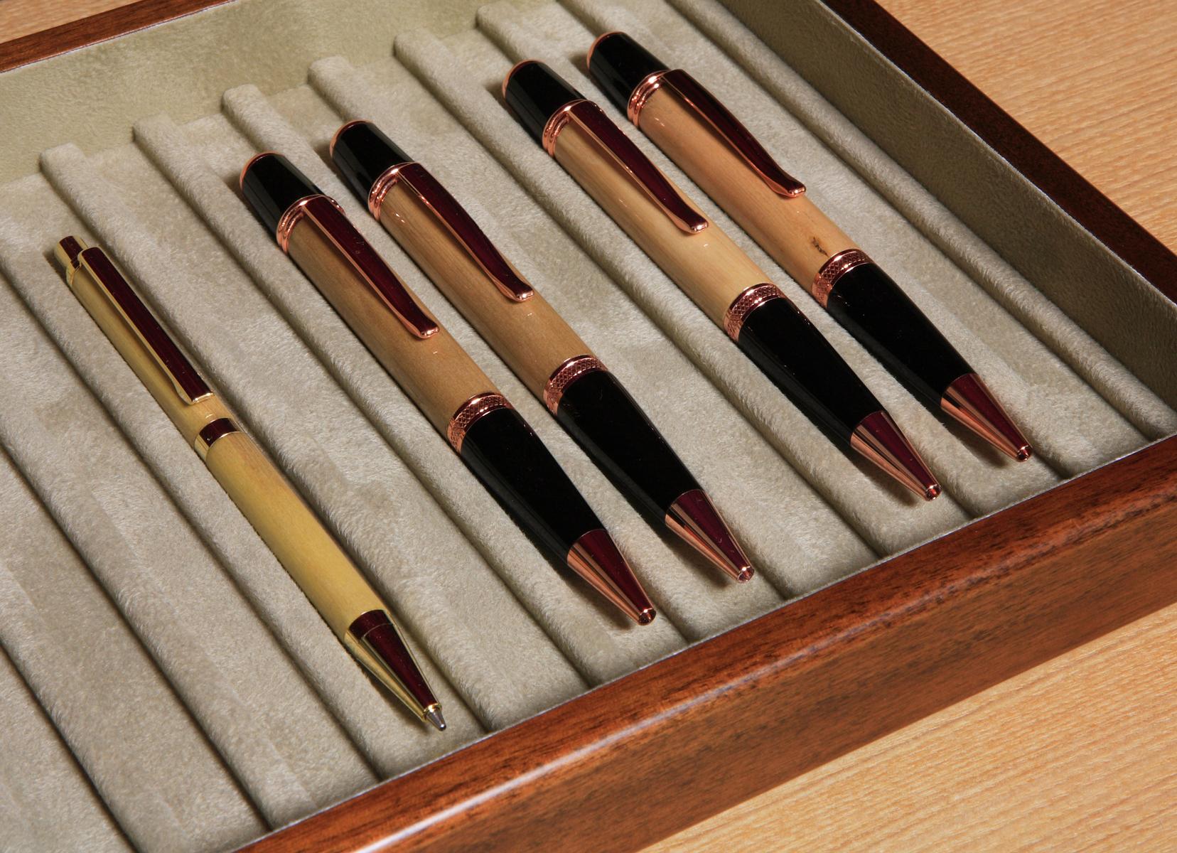 Rose Ballpoint Pen / Mechanical Pencil:バラのボールペン・シャープペンシル