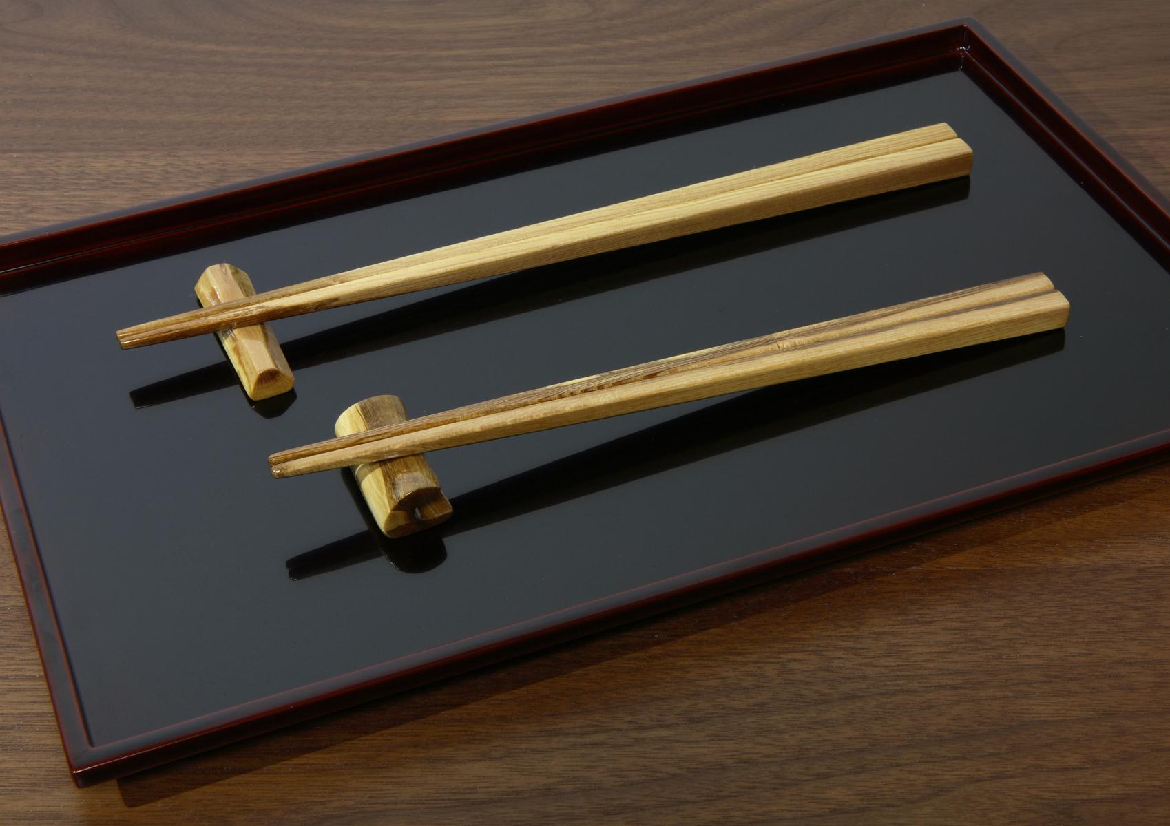 Rose Chopsticks 01:バラのお箸 1
